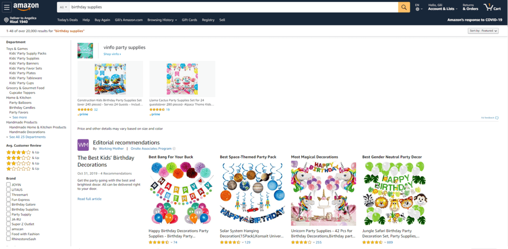 amazon fba my first product failure