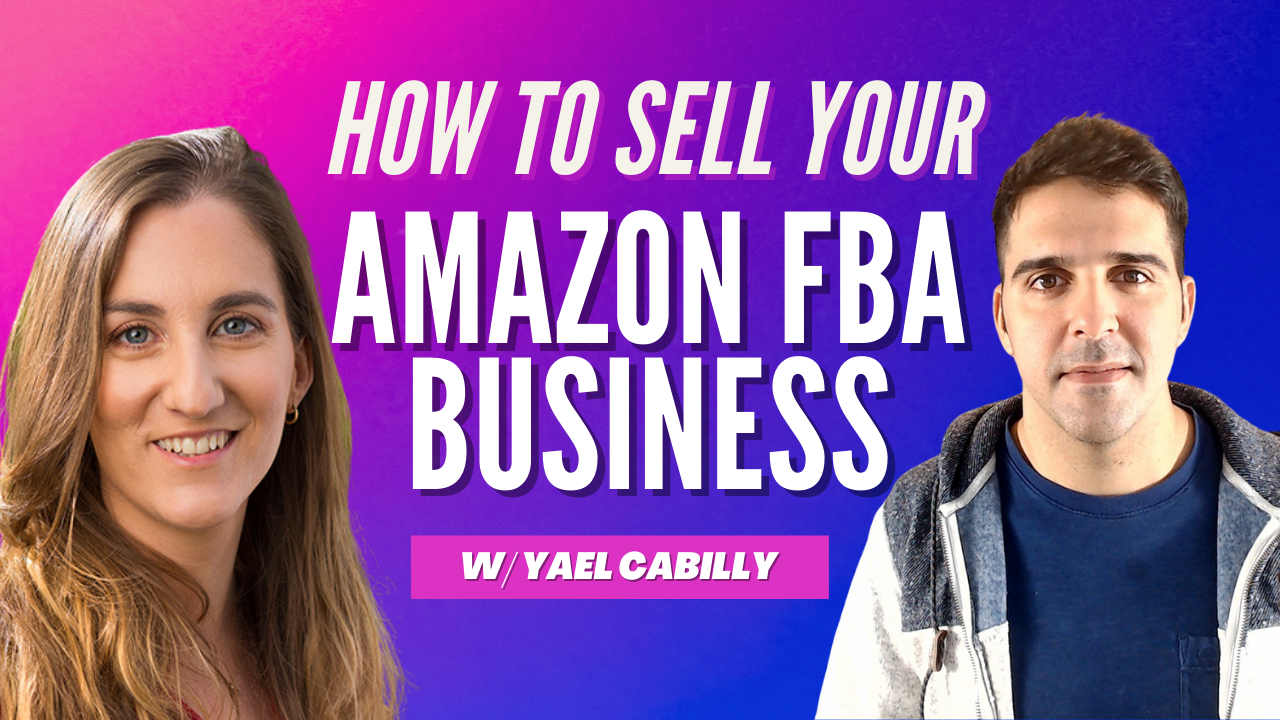 how to sell your amazon fba business